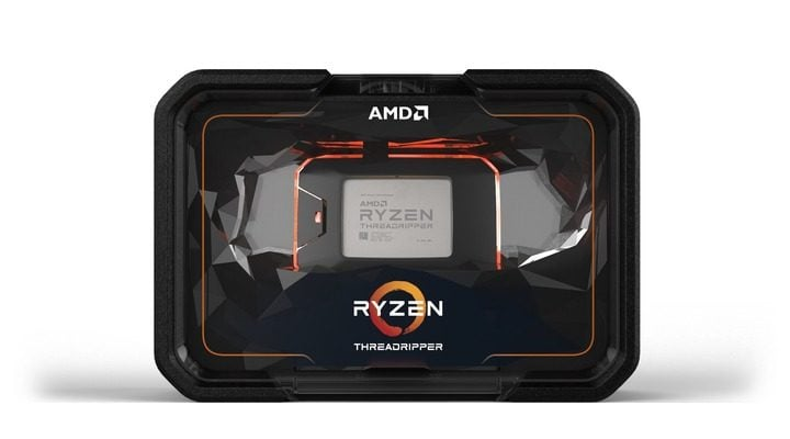 AMD Ryzen Threadripper 2950X Gaming CPU
