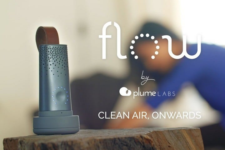 Flow Air Quality Monitor