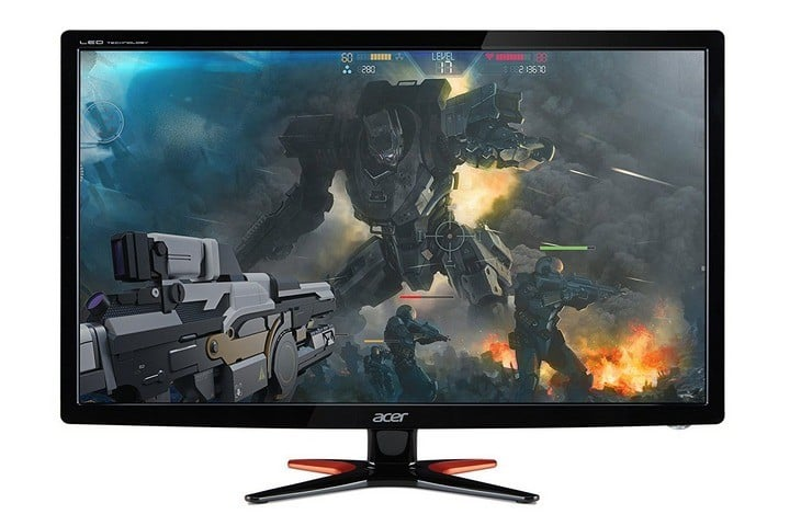 Acer GN246HL 24-Inch 3D Gaming Monitor