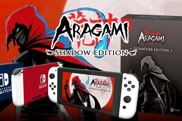 Nintendo Switch Aragami: Shadow Edition
