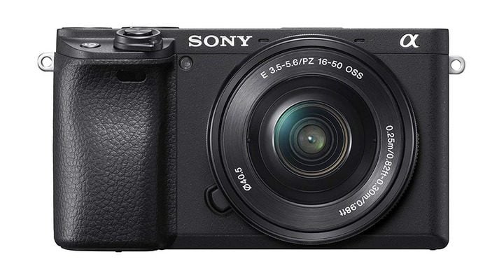 Sony Alpha 6400 DSLR Base Camera