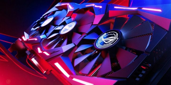 ASUS ROG RTX 2060 Graphic Card