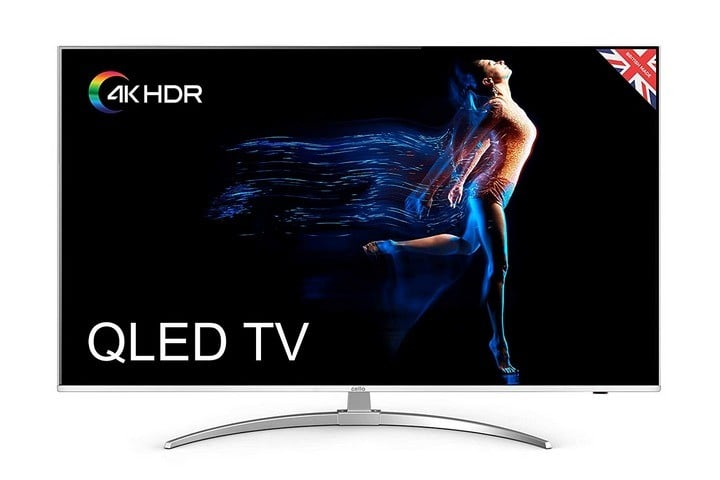 Cello 55 QLED Superfast Smart 4K HDR TV