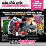 Win Nintendo Switch with Zelda Bundle and more #Giveaways (WW)