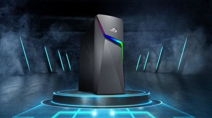 ASUS ROG Strix GL10CS Gaming Desktop