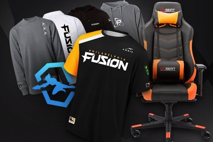 Fusion x OPSeat Gaming Chair