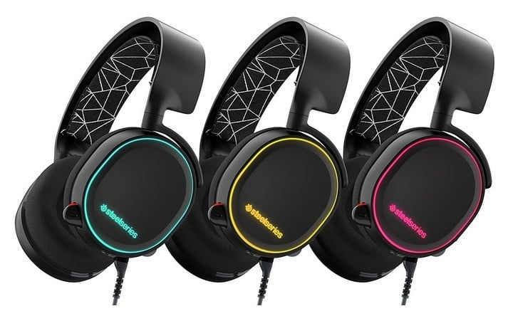 SteelSeries Arctis 5 Headphones