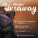 Win Yosemite Adventure #Giveaway (WW)