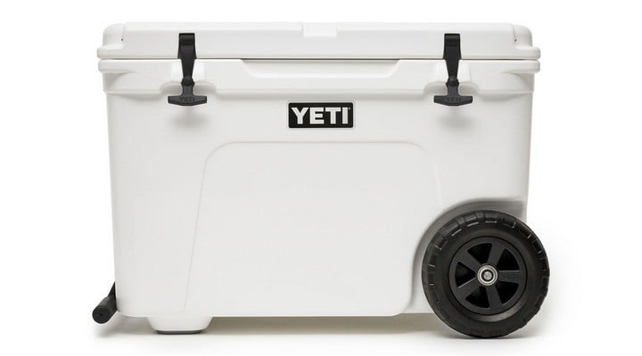 YETI Tundra Haul White Cooler