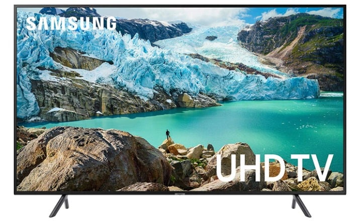Samsung UN55RU7100 55-inch 4K UHD Smart TV